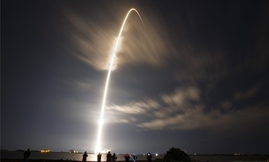 SpaceX Falcon 9: private space company's floating barge mission fails | Seeking innovation and science | Scoop.it