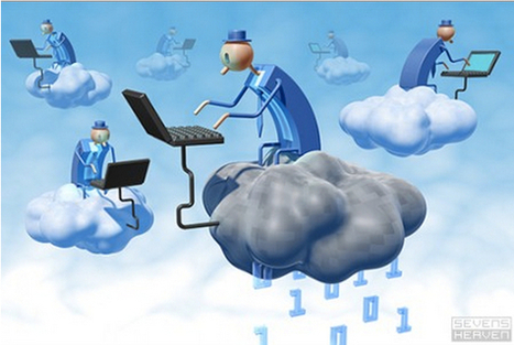 10 trends in enterprise cloud for 2013 | Made Different | Scoop.it