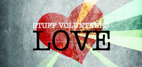 Stuff Volunteers LOVE | gay youth ministry | Scoop.it