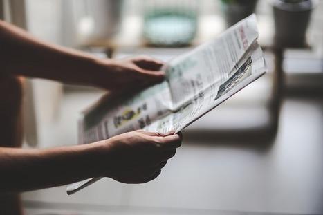 Facebook et Twitter sont les nouveaux kiosques à journaux | Innovation et éducation aux médias numériques | Scoop.it