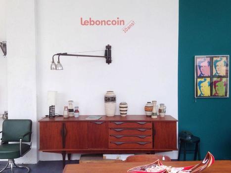 leboncoin inaugure son pop-up store déco | commerce et conso à suivre | Scoop.it