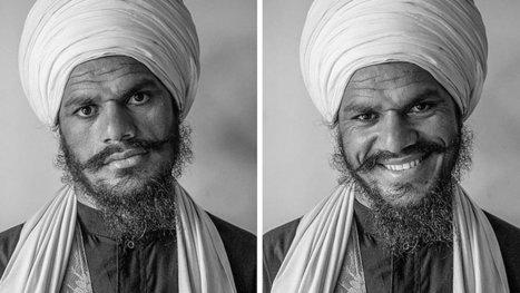 Un seul sourire… et c'est toute notre perception qui change. Un projet photographique lumineux ! | Ca m'interpelle... | Scoop.it