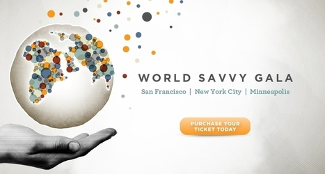 World Savvy educates & engages youth in community & world affairs | Digital citizens in school | Scoop.it