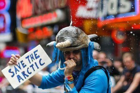 New York fait ville pleine contre le réchauffement climatique | Sustainability - Living Eating Working Traveling | Scoop.it