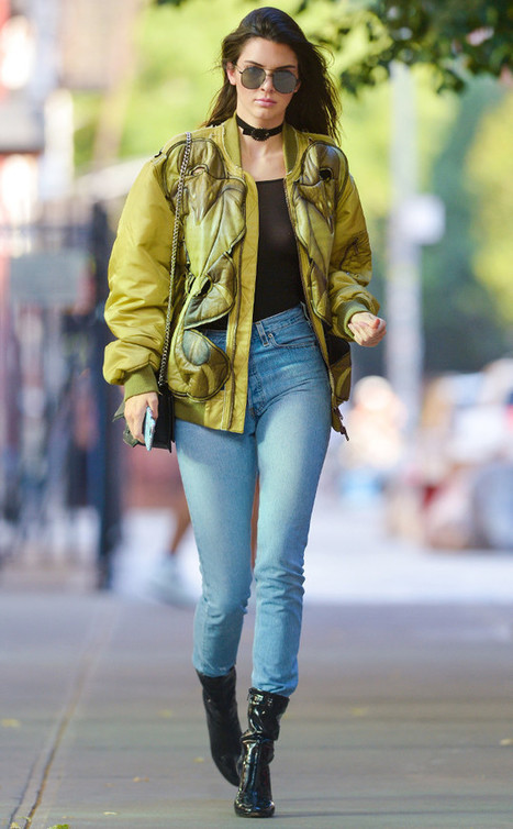 How to Get the Most Out of Your High-Waisted Jeans | Jeans Fashion | Scoop.it