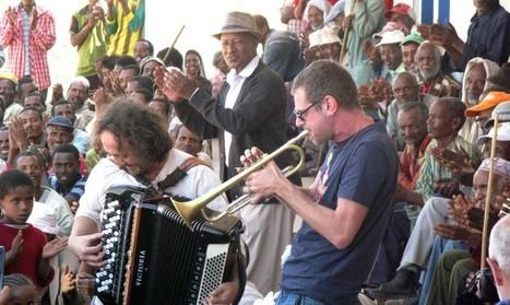 Fabrizio Bosso Jazz in Etiopia | Fabrizio Pucci - Jazz in Italia | Scoop.it