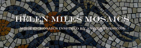 How long does it take to make a mosaic?::Helen Miles Mosaics | Cultura Clásica | Scoop.it