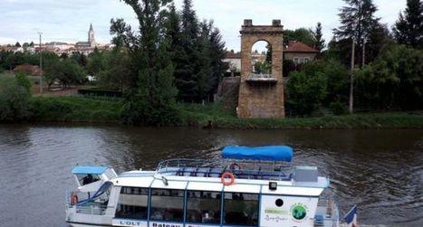 Le Bateau d'Olt a repris ses croisières sur le Lot | L'info tourisme en Aveyron | Scoop.it