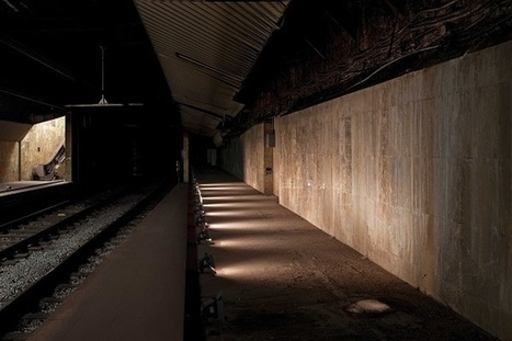 Las estaciones fantasma del Metro de Barcelona | Obra Civil | Scoop.it