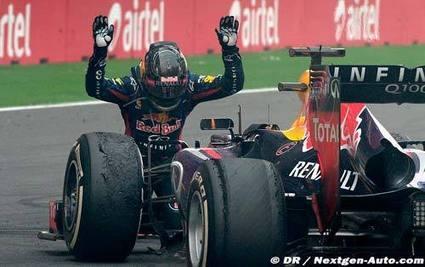 La FIA autorise les donuts à la fin d'un GP de F1 - Nextgen-Auto.com | paddock-f1 | Scoop.it
