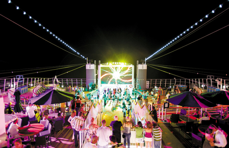 Gaydio Presents Out at Sea: presenters Chris and Emma on 2017's epic LGBTI-inclusive Med cruise   LGBT Destinations   Scoop.it