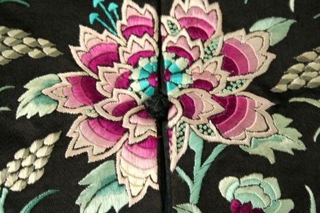 Traditional ancient Chinese embroidery | oriental journey blog | Scoop.it
