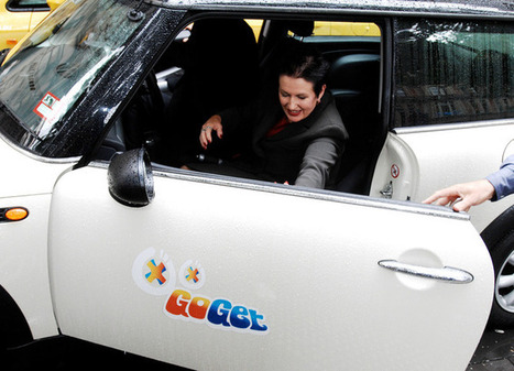 1,000 cars and no garage – why car-sharing works | Geography in the classroom | Scoop.it