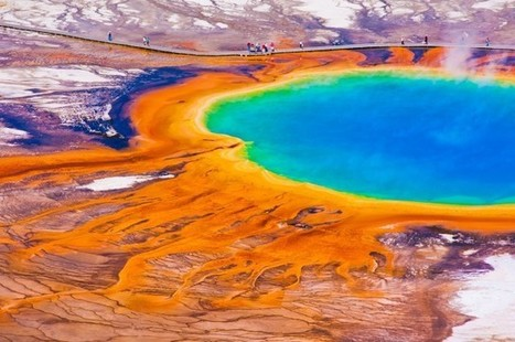 Enormous Magma Chamber Discovered Deep Below #Yellowstone #caldera | Limitless learning Universe | Scoop.it