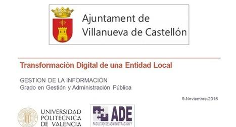 La asignatura pendiente de la transformación digital en AA.PP.: Análisis de las claves de la e-Administración | New Jobs | Scoop.it