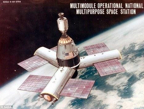 space station | VIM | Scoop.it