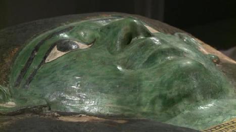 Première apparition d'un sarcophage égyptien au Museum Natural Science de Houston | Égypt-actus | Scoop.it