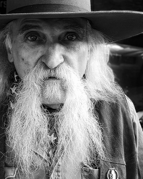 10 Inspirational Portraits Taken With a Smartphone | iPhoneography-Today | Scoop.it
