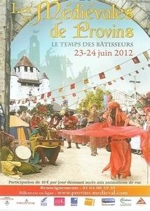Les médiévales de Provins - Lutetia : une aventurière à Paris   Paris Secret et Insolite   Scoop.it