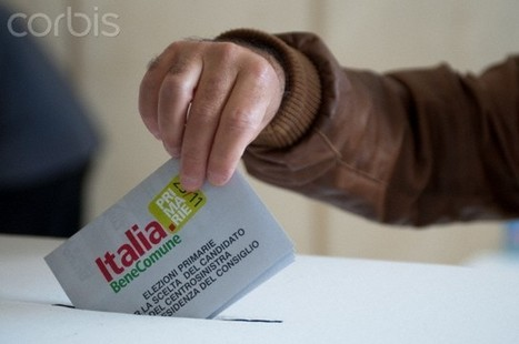 Primary election for the democratic party gets underway in Palermo | lucioganci | Scoop.it