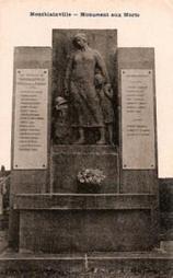 Monument aux morts de Montblainville | Rhit Genealogie | Scoop.it