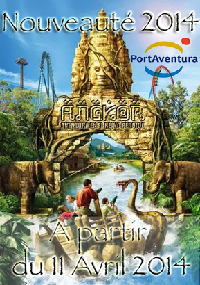 PortAventura - Parc d'attraction en Espagne - Activités Salou | Costa Dorada : loisirs et activités | Scoop.it