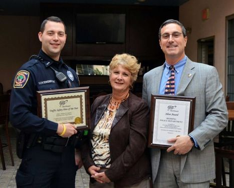 Redding Police recognized by AAA | Children's Safety Advocates | Scoop.it