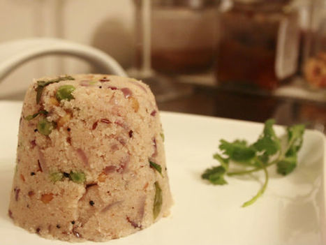 12 Healthy Upma Recipes For Breakfast | Indian Food Recipes | Scoop.it