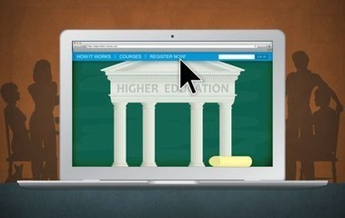 Higher Education's Internet Revolution — The American Magazine | Free Education | Scoop.it