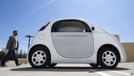 Google Self-Driving Car Heading to Public Streets | Linguagem Virtual | Scoop.it