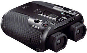 Sony Launches Rugged, Super-Zoom 3D-Recording Binoculars | Technology | TechNewsWorld | Daily Magazine | Scoop.it