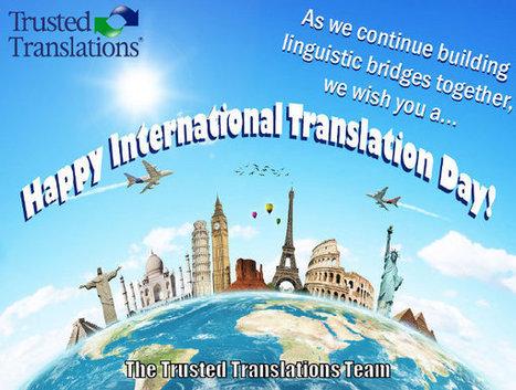 Happy International Translation Day! | Metaglossia: The Translation World | Scoop.it
