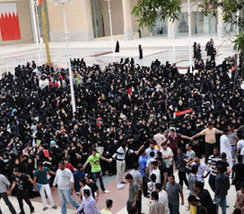 UOB Students  ....  gross miscarriage of justice in Bahrain! | Human Rights and the Will to be free | Scoop.it