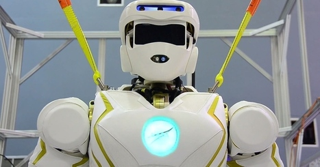 NASA's Valkyrie robot is a six-foot 'superhero' designed to save you from disasters | Robolution Capital | Scoop.it