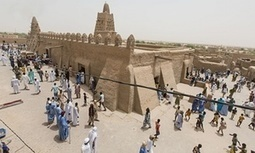 Timbuktu's Djinguereber mosque: a history of cities in 50 buildings, day 5 | Modern Ruins, Decay and Urban Exploration | Scoop.it