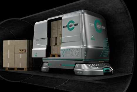 La Suisse pourrait créer un réseau de transport de marchandises souterrain | Le monde souterrain, espace d'innovation | Scoop.it