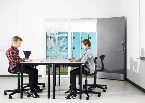 """Une chaise résout le problème du """"Tiens-toi droit!""""...   Mobilier et décoration pour la maison   Scoop.it"""