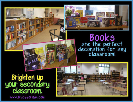 To Decorate or Not Decorate... That is the Question | The TpT Blog | Websites to Share with Students in English Language Arts Classrooms | Scoop.it