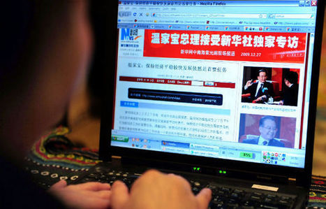 The People's Republic of Hacking 中華人民共和國 | Chinese Cyber Code Conflict | Scoop.it