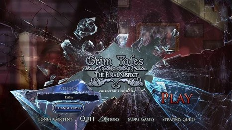 Grim Tales: The Final Suspect Walkthrough: From CasualGameGuides.com | Casual Game Walkthroughs | Scoop.it