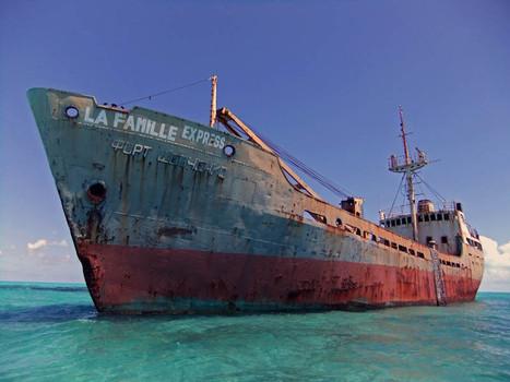 25 Haunting Shipwrecks Around the World | DiverSync | Scoop.it