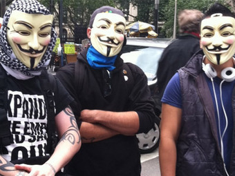 Anonymous Will Shut Down In Protest Of SOPA | Collateral Websurfing | Scoop.it