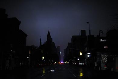 Sandy met Big Apple in the dark over night | Epic pics | Scoop.it
