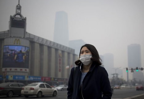 Portable 'Fresh Air' Bags Come To Rescue Of Smog-Ridden Chinese City | Sustain Our Earth | Scoop.it