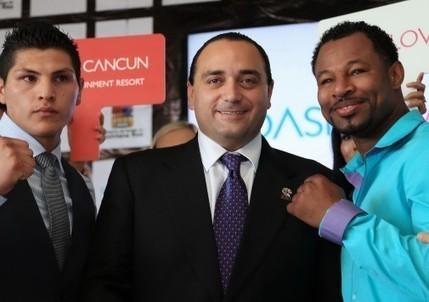 Roberto Borge Angulo acompañó al promotor boxístico y propietario ...   RBA   Scoop.it
