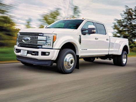 2017 Ford Super Duty Specs, Price, Release Date | carsgizmo | Scoop.it