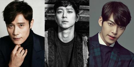 Lee Byung-hun, Gang Dong-won And Kim Woo-bin Team Up For MASTER   Cine Asiático (Asian Cinema)   Scoop.it