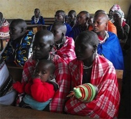 Fame of Maasai not met with good fortune when it comes to child health | Food & Nutrition Security in East Africa | Scoop.it