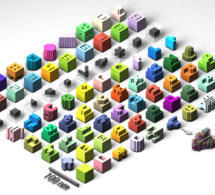 "Construyen nanoestructuras complejas de ADN ""tipo LEGO"" a partir de hebras simples | Big and Open Data, FabLab, Internet of things | Scoop.it"