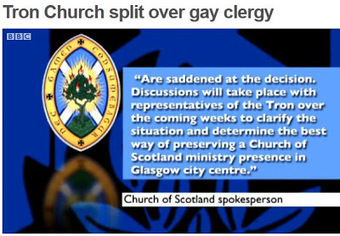 Cranmer: Kirk gay row: the ugly face of liberal bigotry | The Indigenous Uprising of the British Isles | Scoop.it
